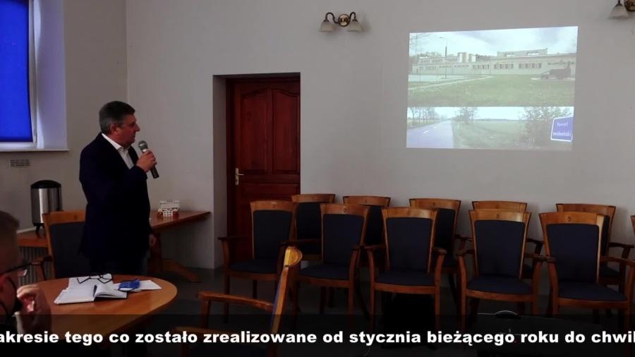 XXX sesja Rady Powiatu Świdwińskiego - 26.08.2021 r.