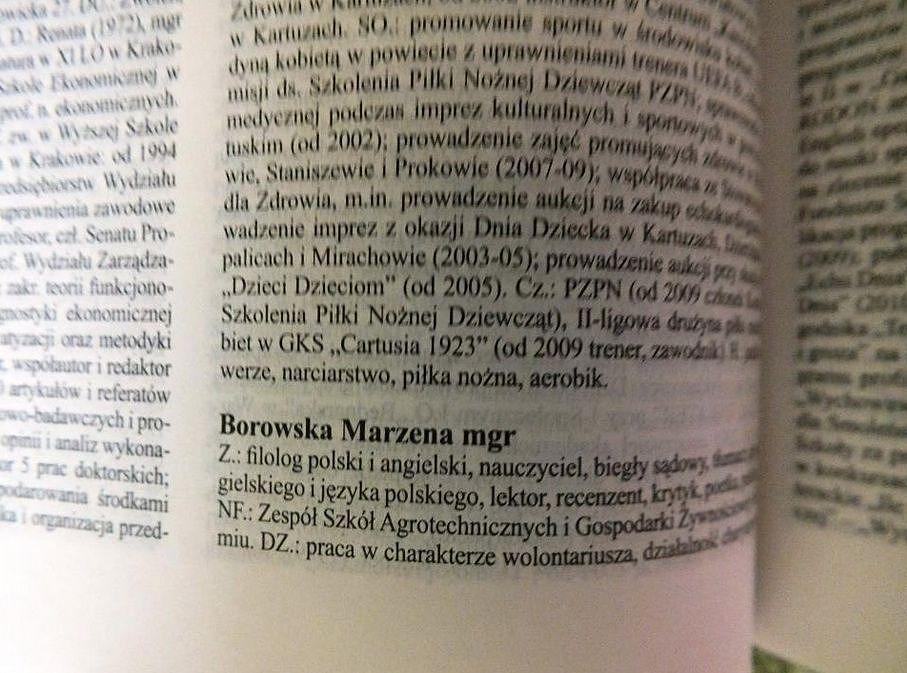 Varia Spotkanie Poetyckie Z Radomianką Marzeną Borowską