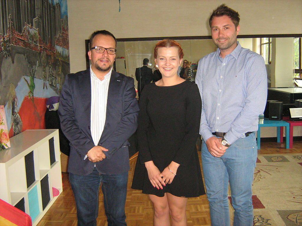 """Podsumowali zajęcia literacko - teatralne w """"Arce"""" w Radomiu!"""