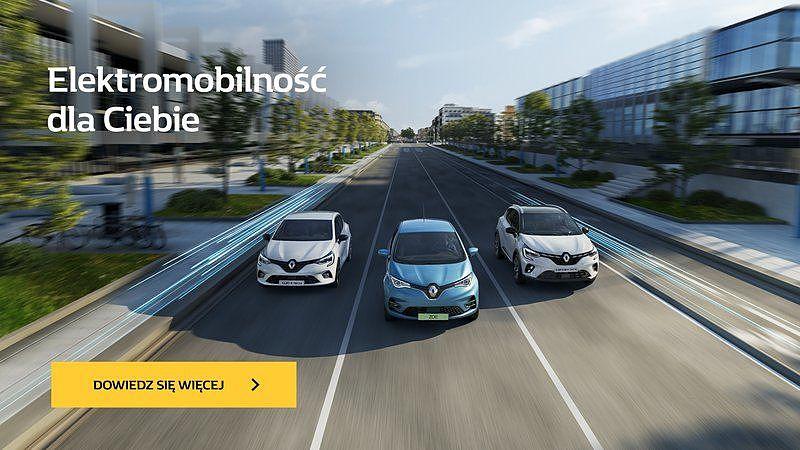 Nowe Hybrydy Renault już w Radomiu -  trwają zapisy na jazdy testowe!