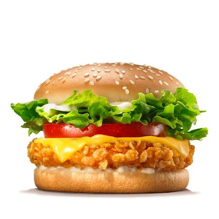 Cheese Crispy Chicken
