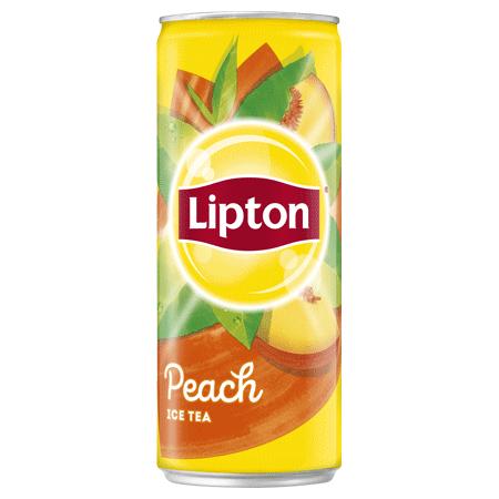 LIPTON BRZOSKWINIOWY 0,33L