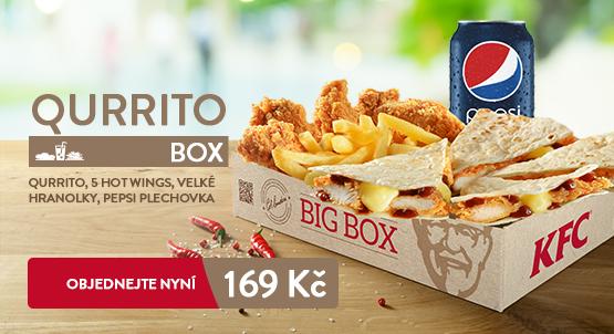 QURRITO BOX VLEVO