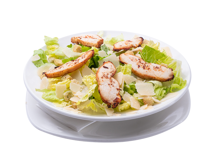 Caeser Chicken Salad