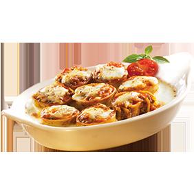 Lasagna Bites Bolognese
