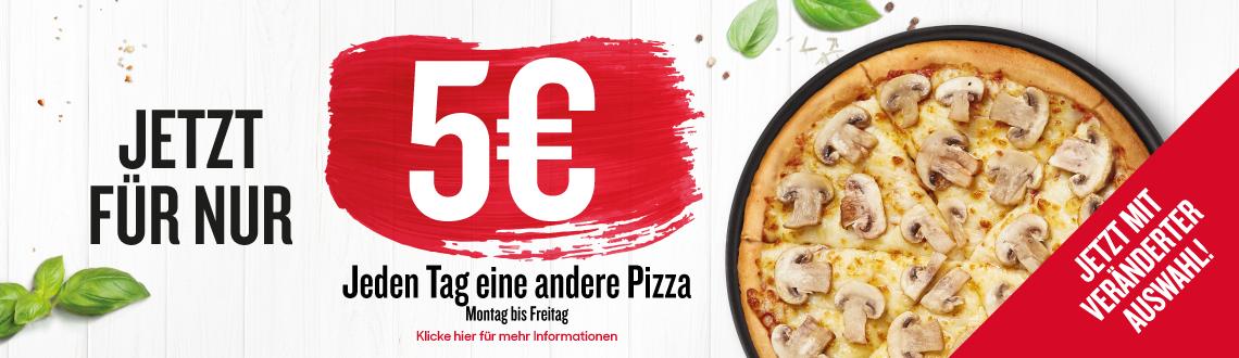 5€ Weekend