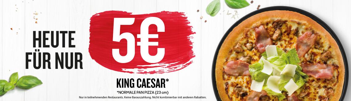 5€ Monday