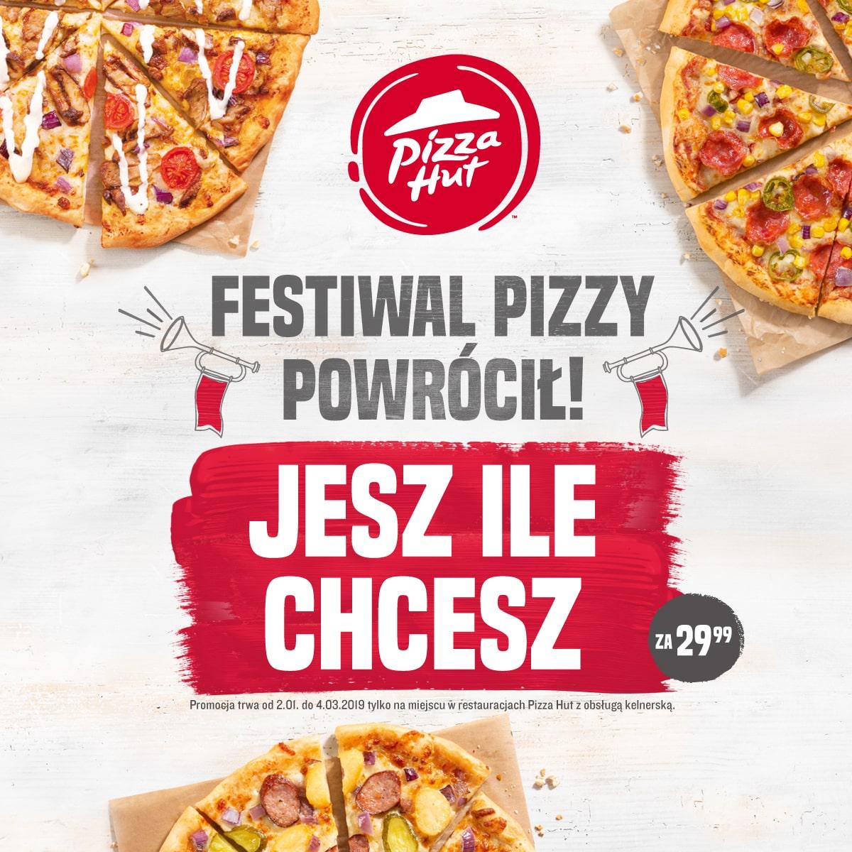 Festiwal Pizzy Powrócił!
