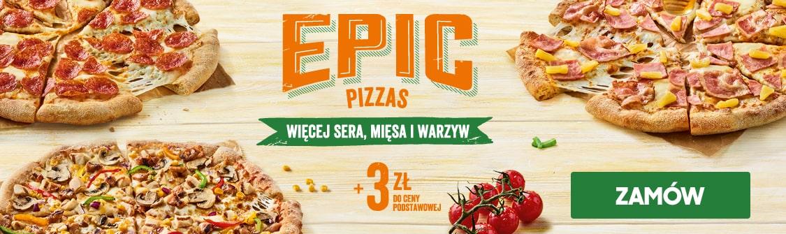 EPIC PIZZAS DEL