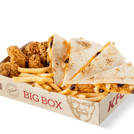 Qurrito Grande Box