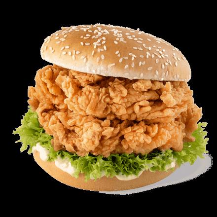 Zinger Burger Podwójny