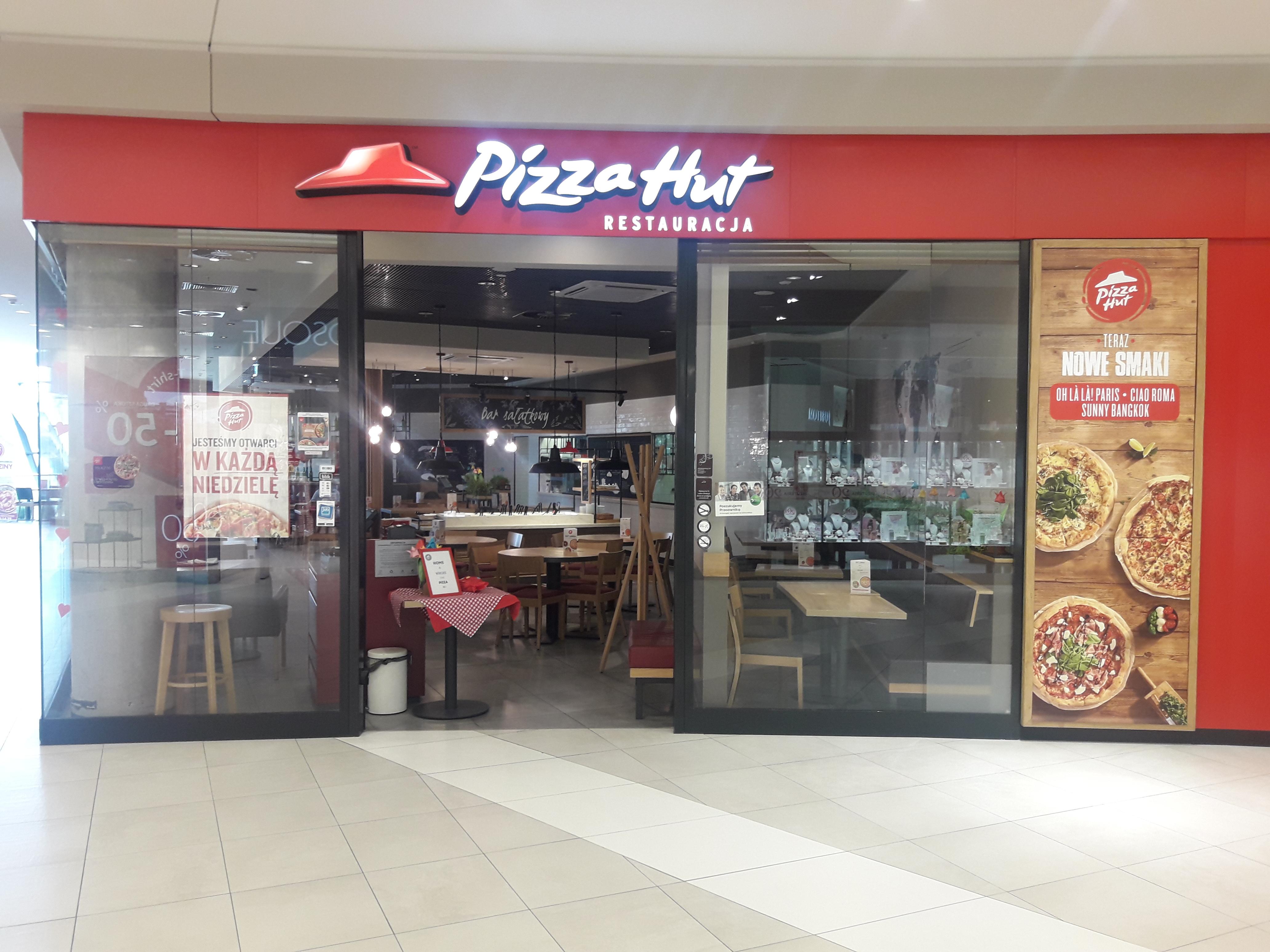 Pizza Hut Bydgoszcz Zielone Arkady
