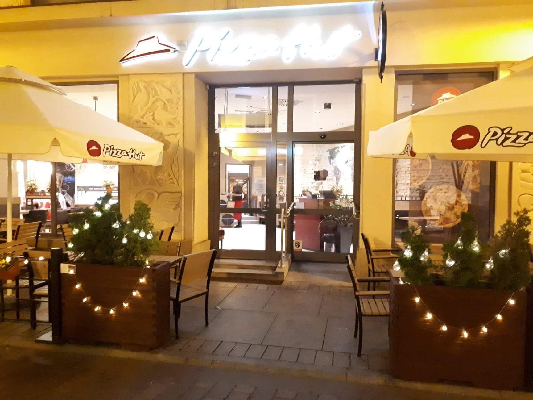 Pizza Hut Toruń Szeroka