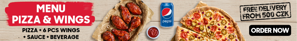 Menu pizza+wings