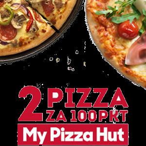 2 Pizza za 100 punktów