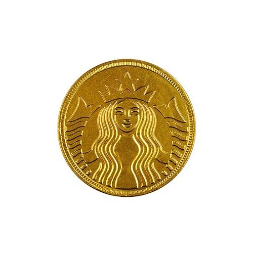 Czekoladowa moneta