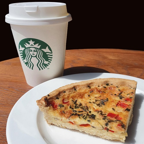 Starbucks Lunch