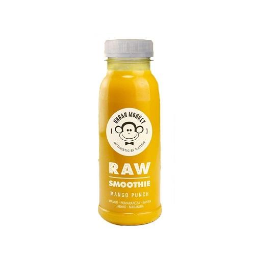 Raw Smoothie Mango Punch Urban Monkey