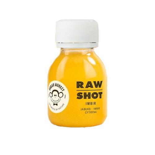 Raw Shot Ginger Urban Monkey