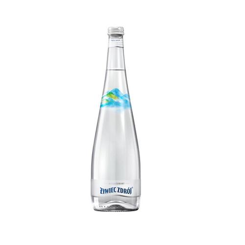 Woda mineralna niegazowana 0,3 l