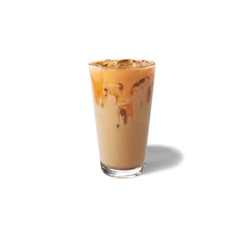 Iced Pumpkin Cream Latte