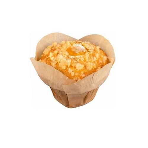 Muffin z jabłkami