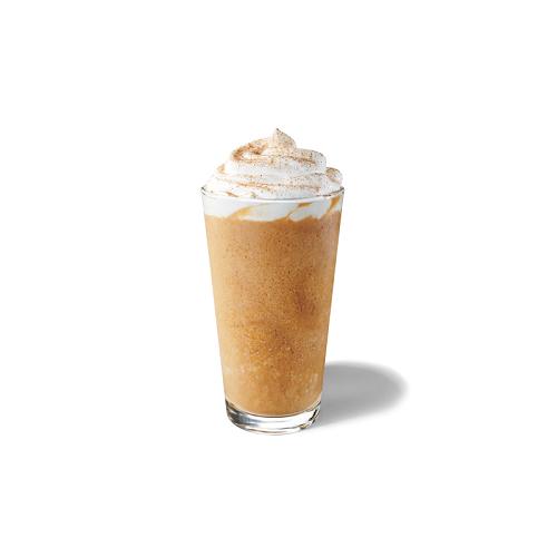Pumpkin Spice Cream Frappuccino