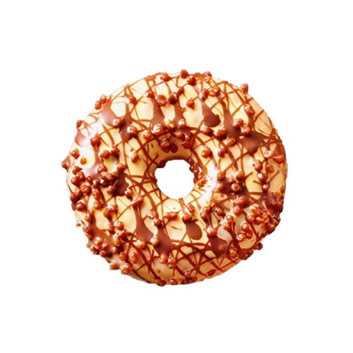 Créme Brûlèe Donut