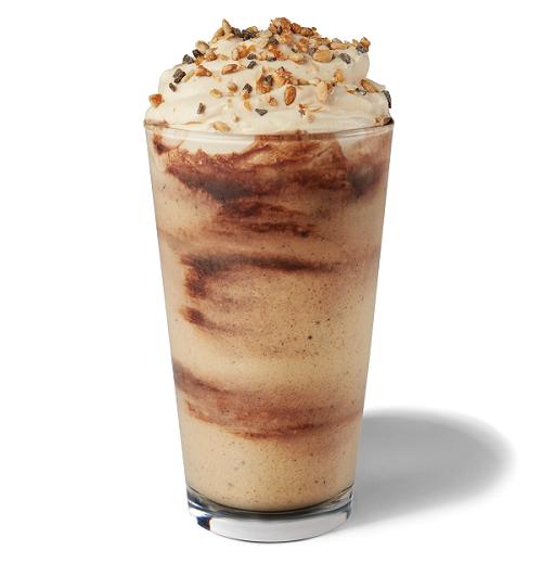 Chocolate Coffee Crunch Frappuccino®