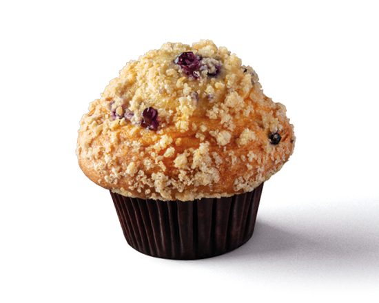 Muffin Jagodowy