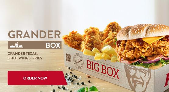 Grander Box promotion