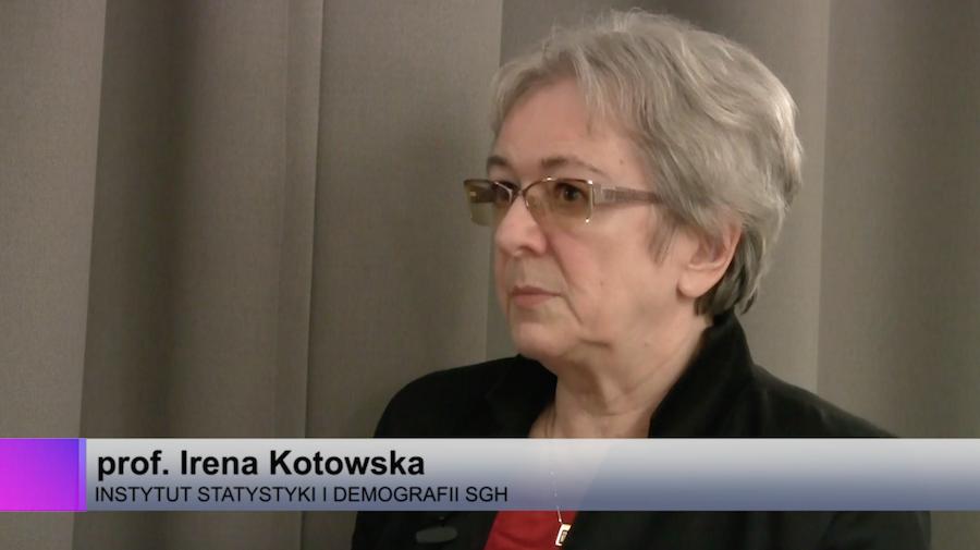 Kotowska: dalsza reforma urlopów, żłobków i przedszkoli ważniejsza niż 500 zł na dziecko