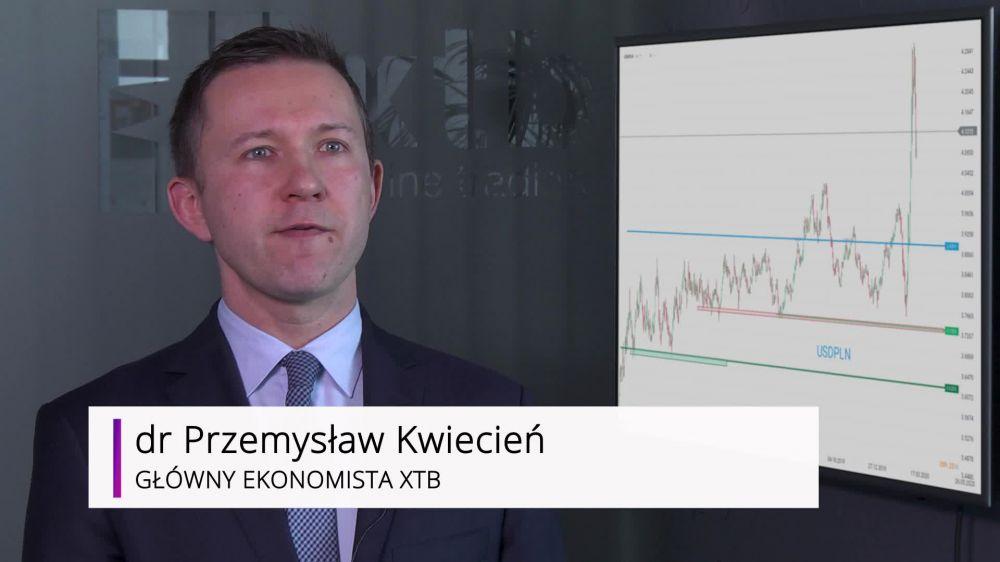 Najbliższe tygodnie będą niepewne dla polskiej waluty