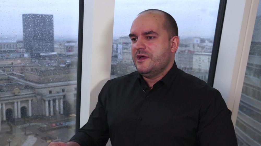 Spółki technologiczne wzmocniły polską giełdę
