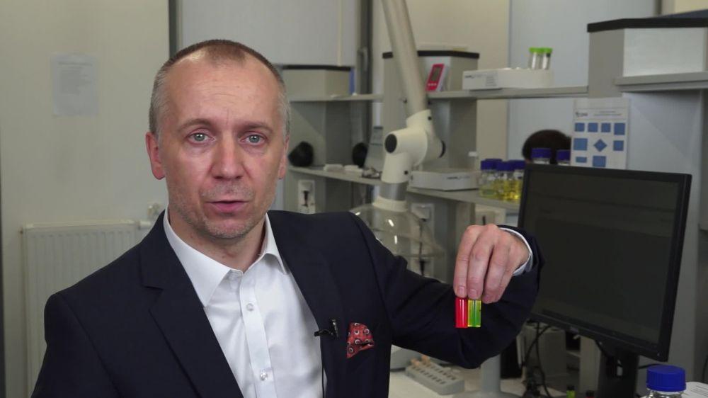 Wyświetlacze nowej generacji potrzebują polskich niebieskich kropek kwantowych
