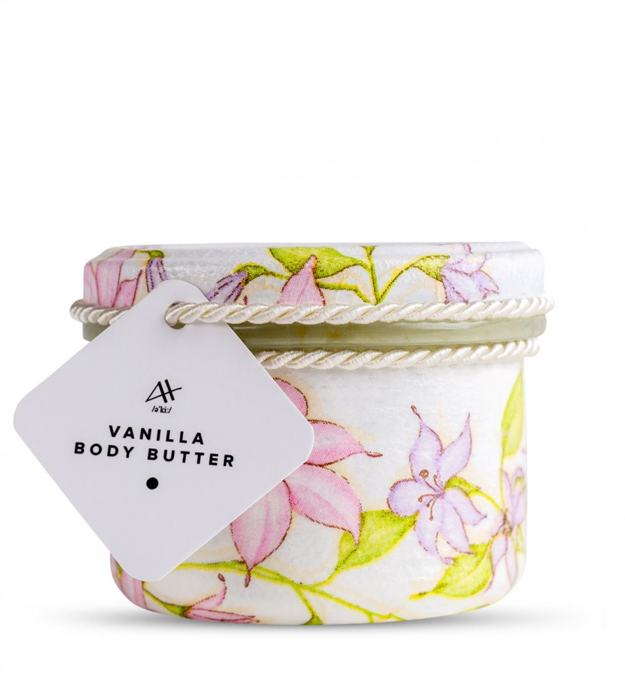 Veganic, Vanilla Body Butter   200 ml Image $i