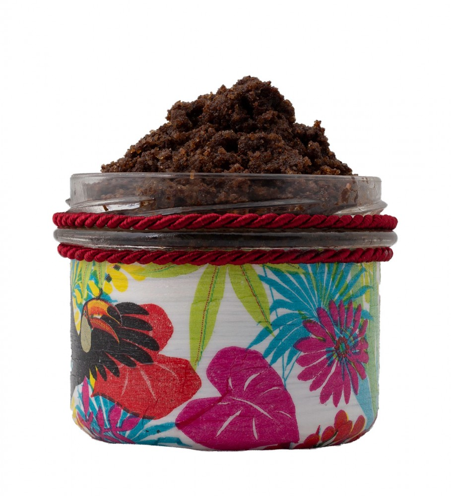Veganic, Coconut Coffee Scrub 200ml Image $i