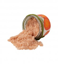Veganic, Orange Salt Scrub 200ml Thumbnail $i