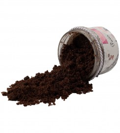 Veganic, Vanilla Coffee Scrub 200ml Thumbnail $i