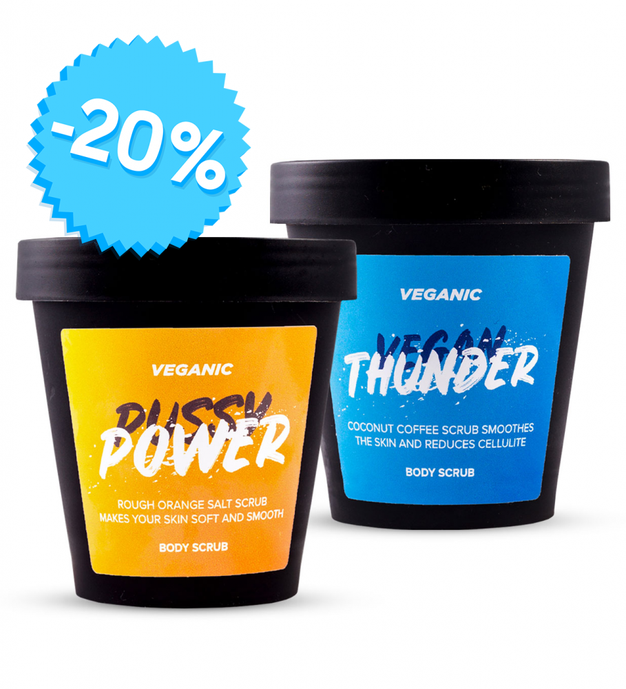 Veganic, Thunder Couple 2x200 ml  Image $i