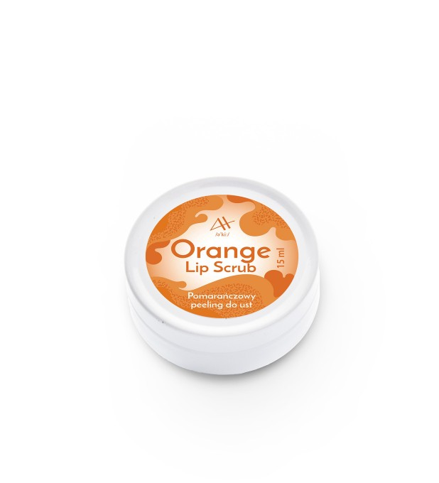 Orange Lip Scrub 15 ml Thumbnail 1