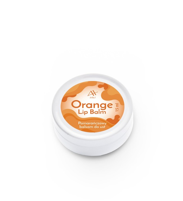 Orange Lip Balm 15 ml Thumbnail 1