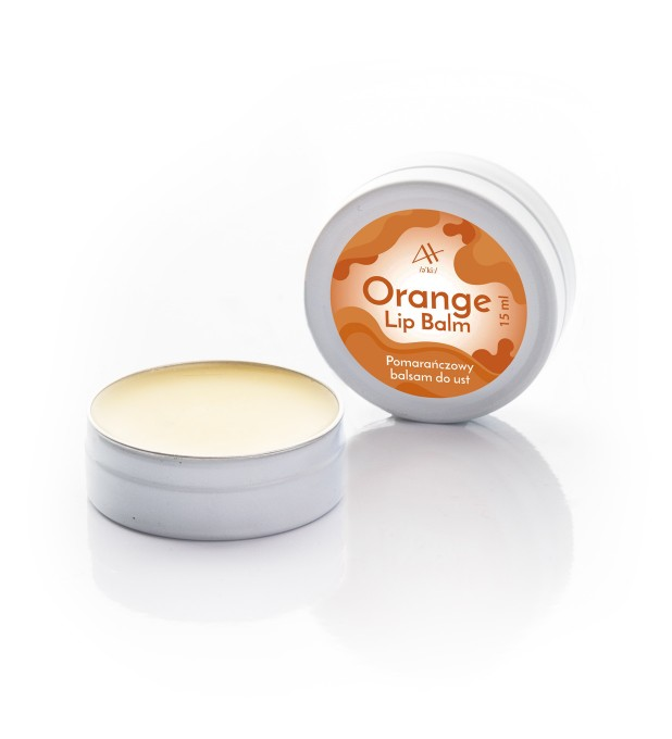 Orange Lip Balm 15 ml Thumbnail 2