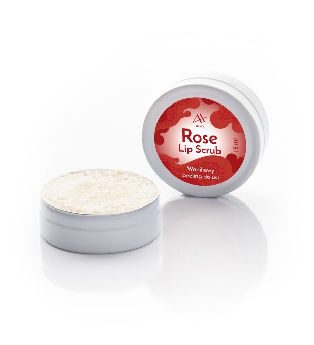 Rose Lip Scrub 15 ml Thumbnail 2