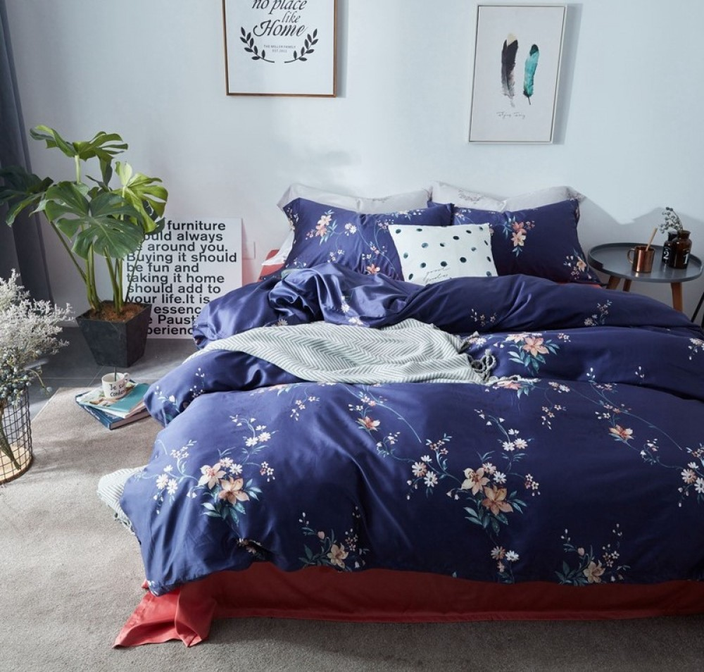 After Fashion, Dreamy Blue Bed Linen Set Image $i