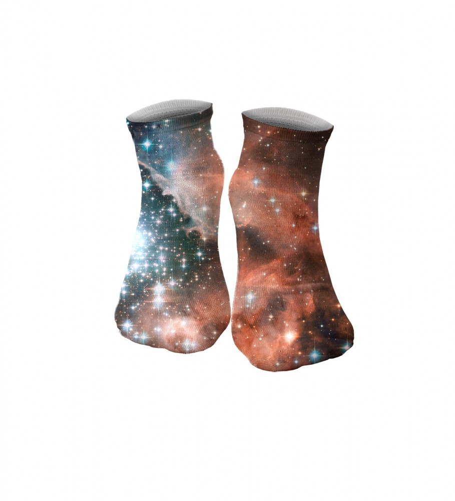 Aloha From Deer, GALAXY TWO SOCKS Image $i