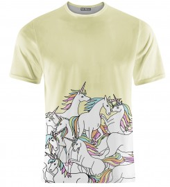 Aloha From Deer, UNICORN T-SHIRT Thumbnail $i