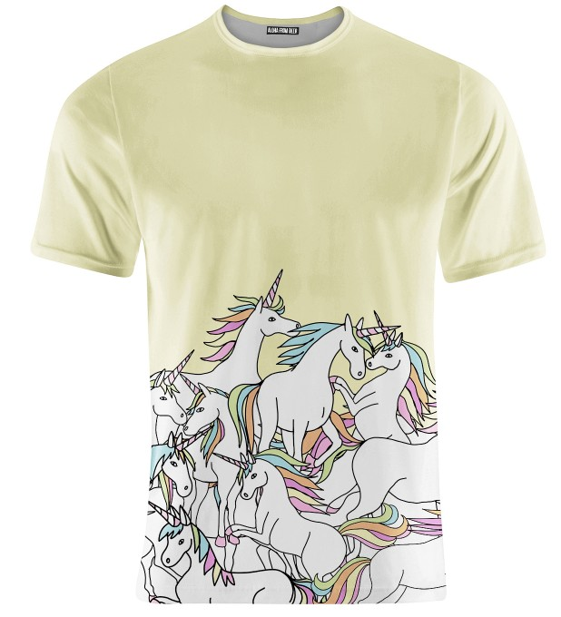 T-SHIRT UNICORN Miniatury 1
