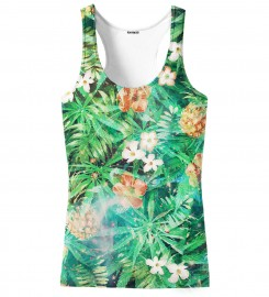 Aloha From Deer, SMOKE IT ALL TANK TOP Thumbnail $i