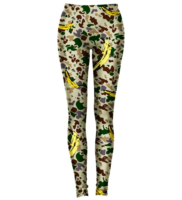 CAMO BANANA LEGGINGS Thumbnail 1